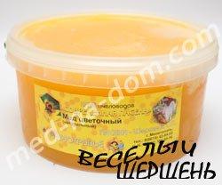 цветочный мед (разнотравье)