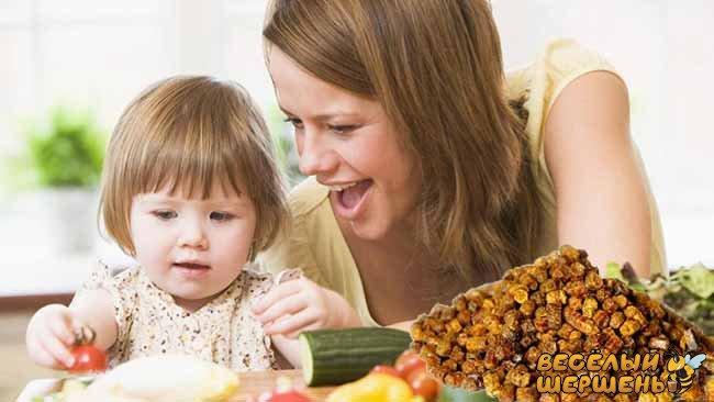 отзывы о полезных свойствах перги