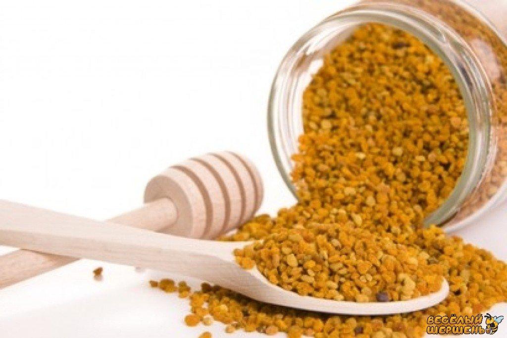 Как употреблять пыльцу при диабете