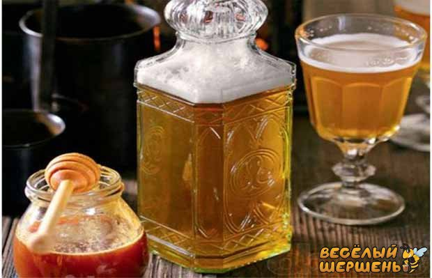 рецепт настоящей медовухи