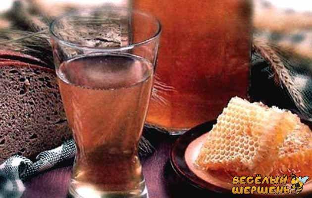 Как готовится настоящая медовуха натурального брожения
