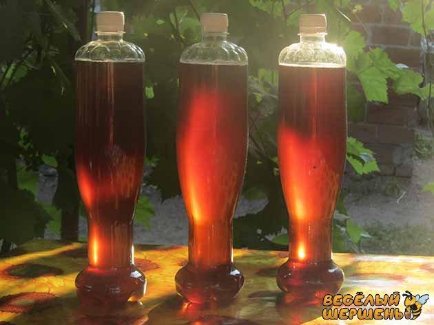 рецепт медовухи без кипячения