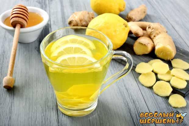 Как принимать имбирь с лимоном и мёдом - рецепт здоровья. Отзывы
