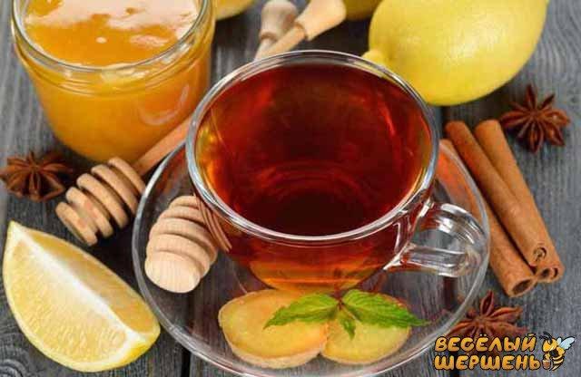 Зеленый чай с имбирем: польза для похудения и не