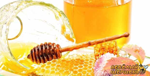мед для лікування печінки
