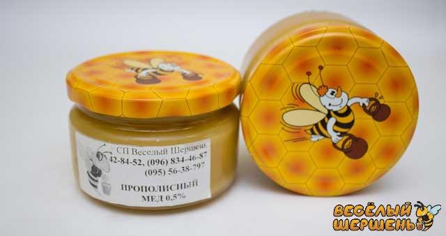 Прополисный мёд -  полезные свойства, применение, противопоказания