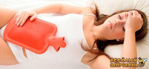 как лечить менструации медом
